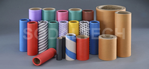 Paper Tube - parallel tube winder, poy tubes, spiral paper tube winder, spiral paper tube winding machine, tube,tube recutting knives, tube winding machinery.